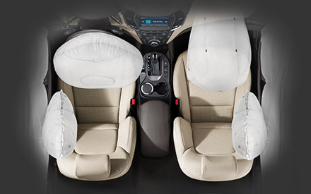 7-Airbag-System