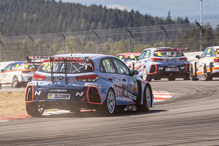 ADAC TCR Germany Renntermine 2018
