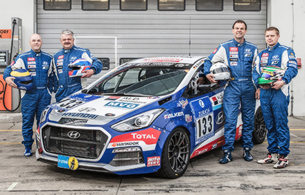 24h Team i30 Turbo