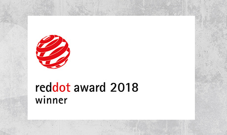 Red Dot Design Award 2018
