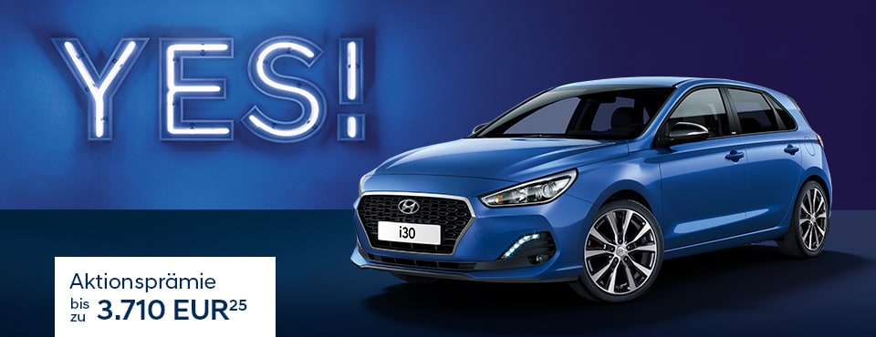 Hyundai i30 YES!