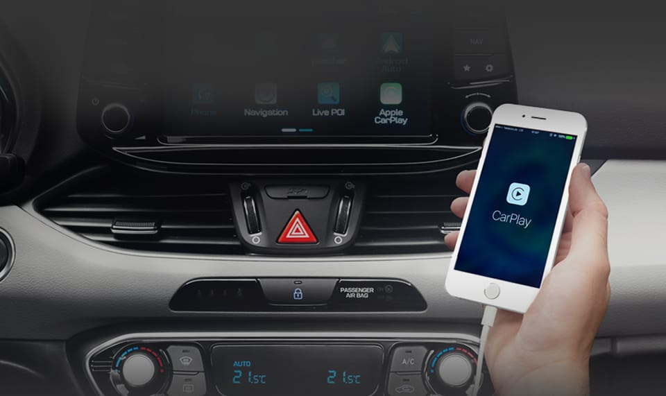 Apple Carplay und Android