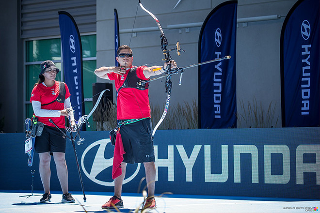 Hyundai Archery World Cup 2017