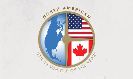 Logo - North American Unity Vehicle of the Year Award