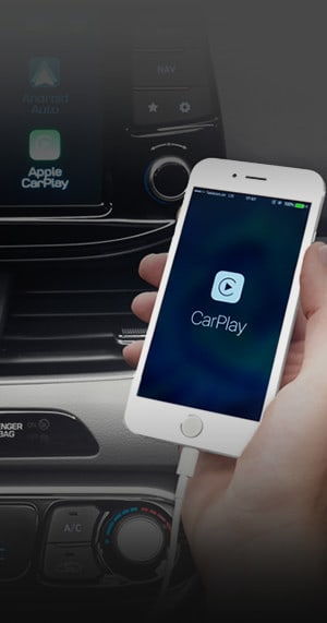Apple Carplay und Android Auto