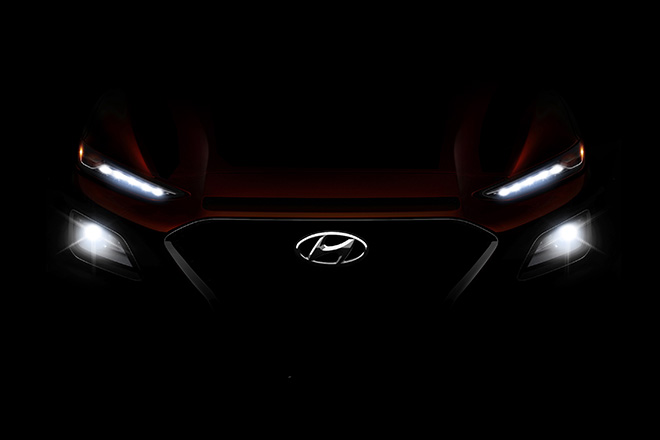 hyundai kona weitere details zum neuen lifestyle suv. Black Bedroom Furniture Sets. Home Design Ideas
