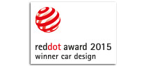 Logo Red Dot Design Award 2015