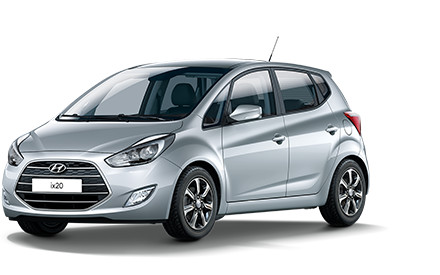 Der Hyundai ix20 YES!